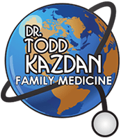Dr Todd Kazdan Logo