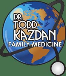 Doctor Todd Kazdan Logo