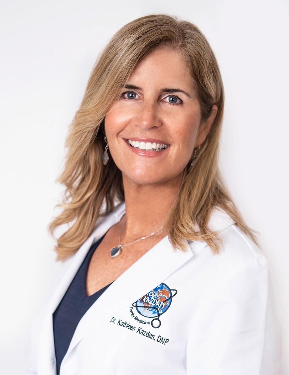 Dr Kathleen Kazdan