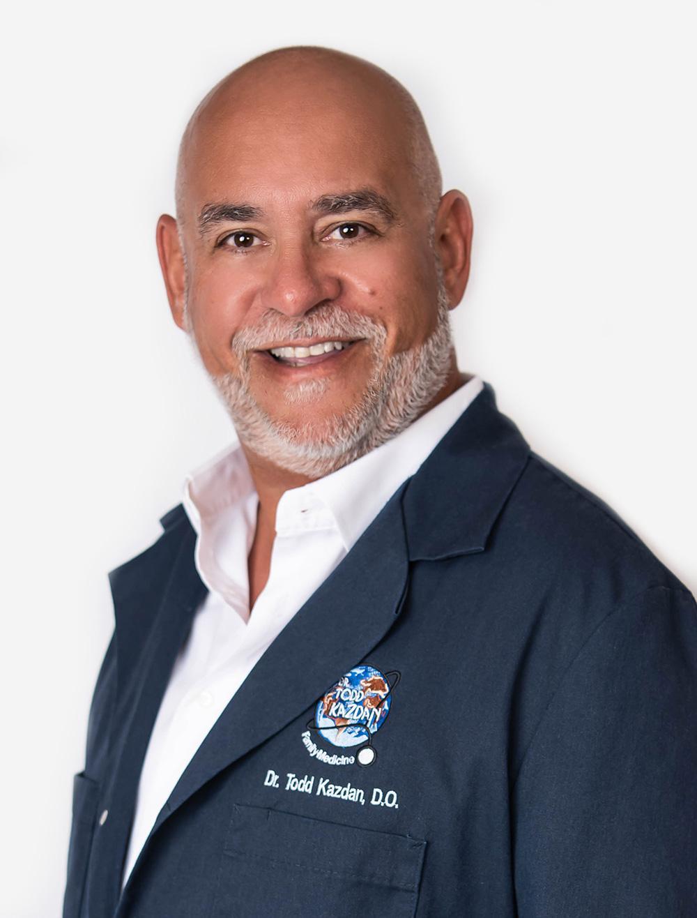 Dr. Todd Kazdan D.o., P